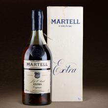 MARTELL EXTRA COGNAC, MARTELL & CO, FRANCE