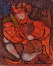 Maurice Léonce SAVIN (1905-1978) L'Ange