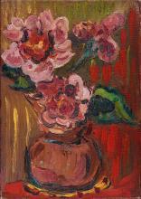 Maurice Léonce SAVIN (1905-1978) Bouquet de fleurs