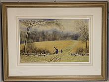 CHARLES SPRINGER (1857-1920, PROVIDENCE ARTIST),