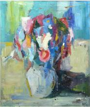 Daniel Bottero (Argentine, 1950) Oil on Canvas