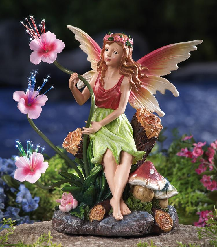 Light Up Fairy Lamp