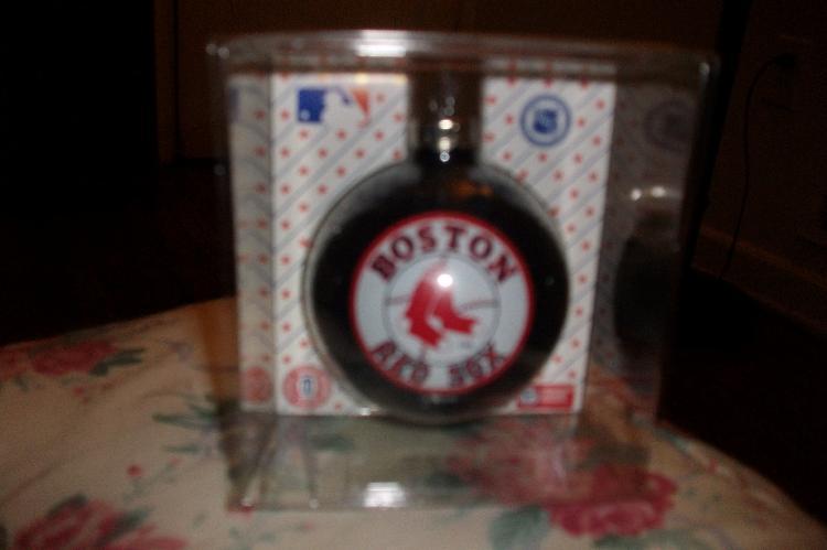 Boston Red Sox Ornament