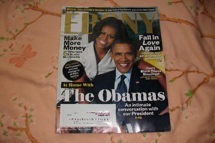 Ebony Collectors Edition magazine
