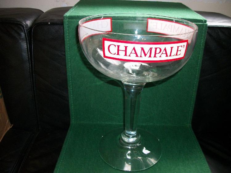Champale Giant Margarita Glass