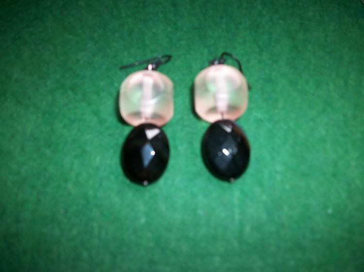 2 pr Hand Made Earrings