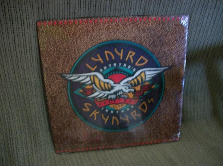 Sealed Lynard Skynard Innards Greatist Hits Album