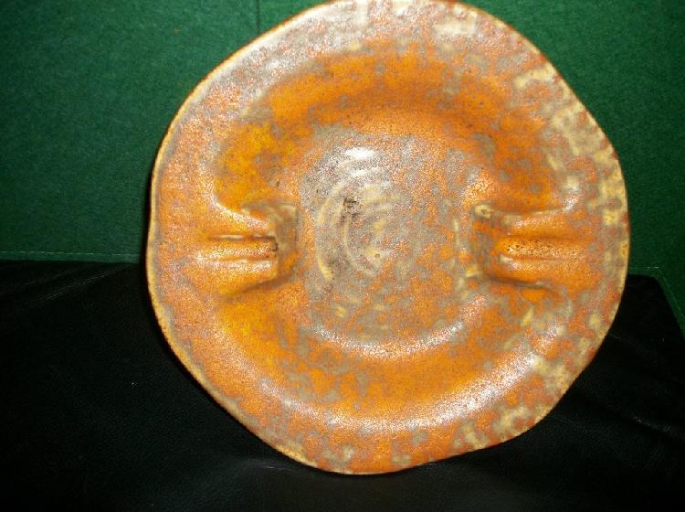 Vintage Royal Haeger Stoneware Ashtray
