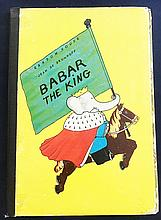 Babar the king.
