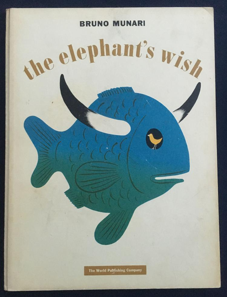Bruno Munari Elephant's Wish.