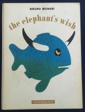 Bruno Munari Elephant's Wish.