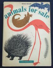 Bruno Munari Animal for Sale.