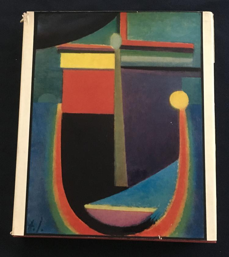 Alexej Jawlensky. Catalogue Raisonne