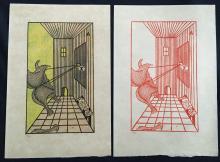 Max Ernst. Brusberg Dokumente 3 Max Ernst: Jenseits der Malerei-Das grafische Oeuvre