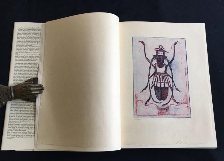 Max Ernst: Das Graphische Werk. Deluxe Issue