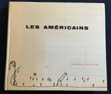 Robert Frank. Les Americains. Photographs by Robert Frank.
