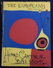 Henri Cartier Bresson. The European.