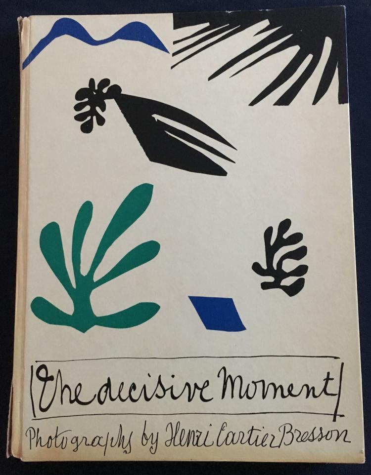 Henri Cartier Bresson. The decisive Moment.
