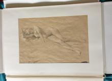 Gustav Klimt. 25 Drawings by Gustav Klimt.