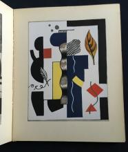 Fernand Leger. With 4 pochoirs in color by Leger.