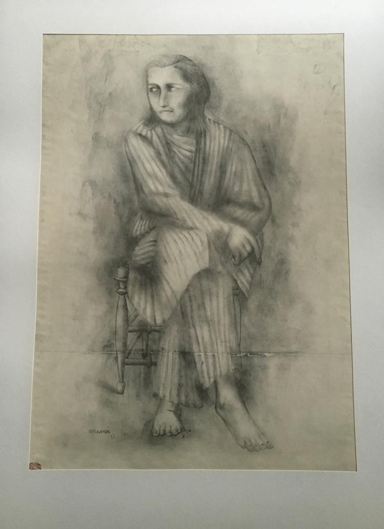 Giacomo Manzu. Quarantun disegni di Giacomo Manzu' (41 drawings by Giacomo Manzu').