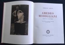 Amedeo Modigliani Dessins et Sculptures, avec suite du Catalogue.