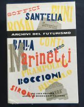 Archivi del Futurismo. Vol.I. Vol. II.