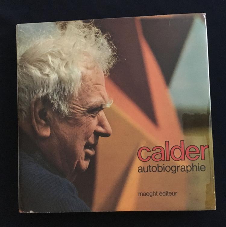 Calder: Autobiographie.