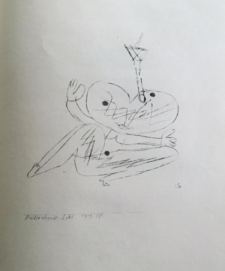Das Kestnerbuch.  with 6 original woodcuts and 6 original lithographs by Klee, Feininger, Heckel, Unold and other artists from German Expressionism Movement.