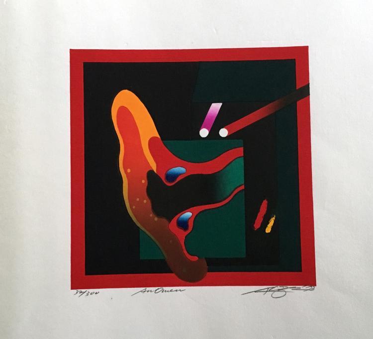 MODERN JAPANESE PRINT ARTISTS, with signed and numbered prints by Fukita Fumiaki, Funasaka Yoshisuke, Kurosaki Akira, Tamura Fumio, and Yushida Hodaka.