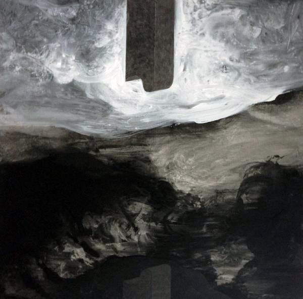 Salvatore Garau. La scultura del cielo si specchia nel lago, 1992