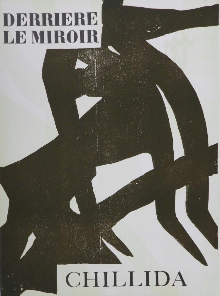 Derriere le miroir 90 91 chillida 1956 for Derriere le miroir