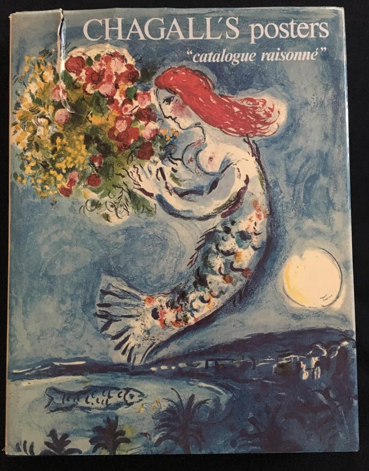 Chagall. Catalogue raisonne` posters.
