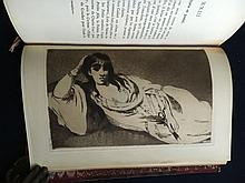 MANET by Bazire, Edmond, Illustrated by Manet with two original etchings.
