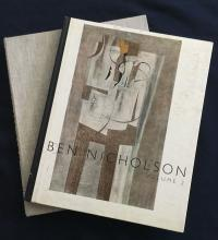 Ben NICHOLSON: Painting, Relief, Drawings - 2 Volumes.