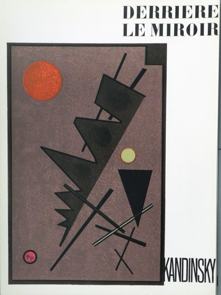 Derriere le Miroir 60-61, 1953, with lithographs by Kandinsky