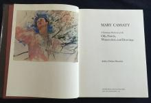 Mary Cassat: A Catalogue Raisonne' of the Oils, Pastels, Watercolors, and Drawings