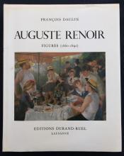 Auguste Renoir. Catalogue raisonne de l'oeuvre peint I, 1971