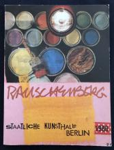 Rauschenberg ? Catalogue Work 1950-1980