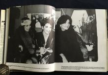 Andy Warhol's Exposures. 1979, Signed book.