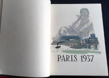 Paris, 1937, 31 etchings in full page by Matisse, Vlaminck, Derain, Van Dongen, Bonnard, and others.