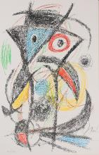 Les Demeures d'Hypnos. With original signed prints by Ernst, Miro, Masson, Man Ray, and others.