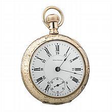 WALTHAM - Pocket watch
