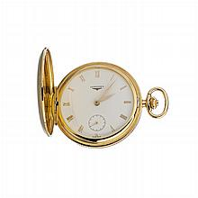 LONGINES - Gold watch, special ed.