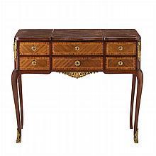 Dressing table, Louis XVI
