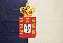 Portuguese monarchic flag