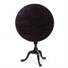 Kingwood drop leaf table