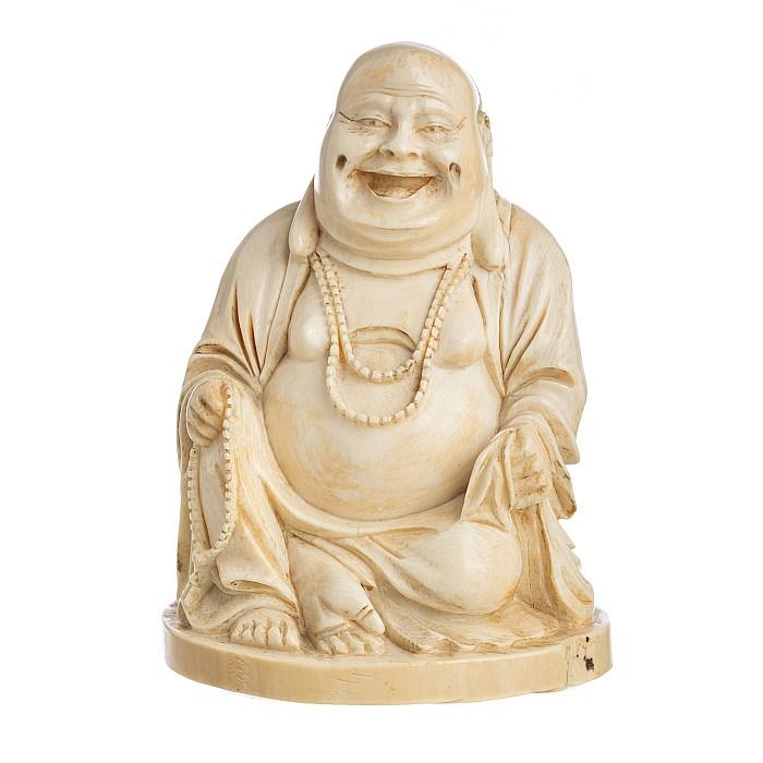 Chinese Ivory Buddha