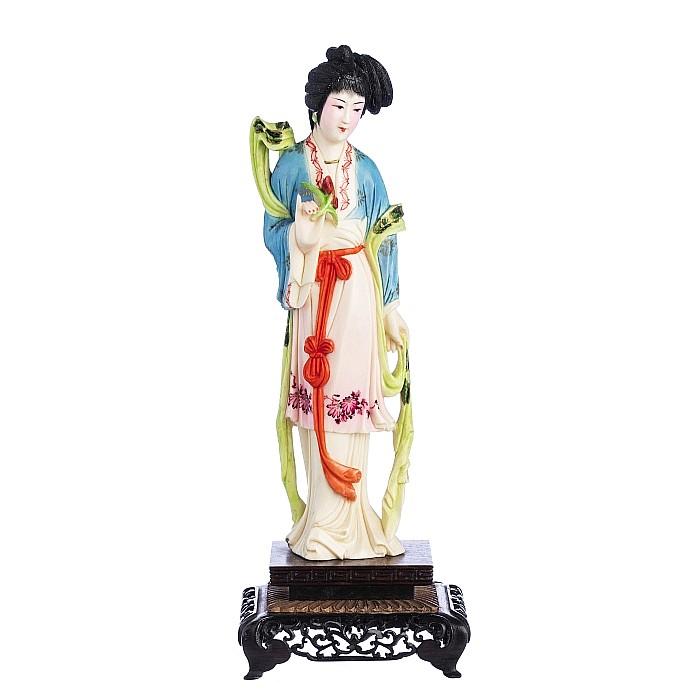 Chinese Ivory Celestial beauty