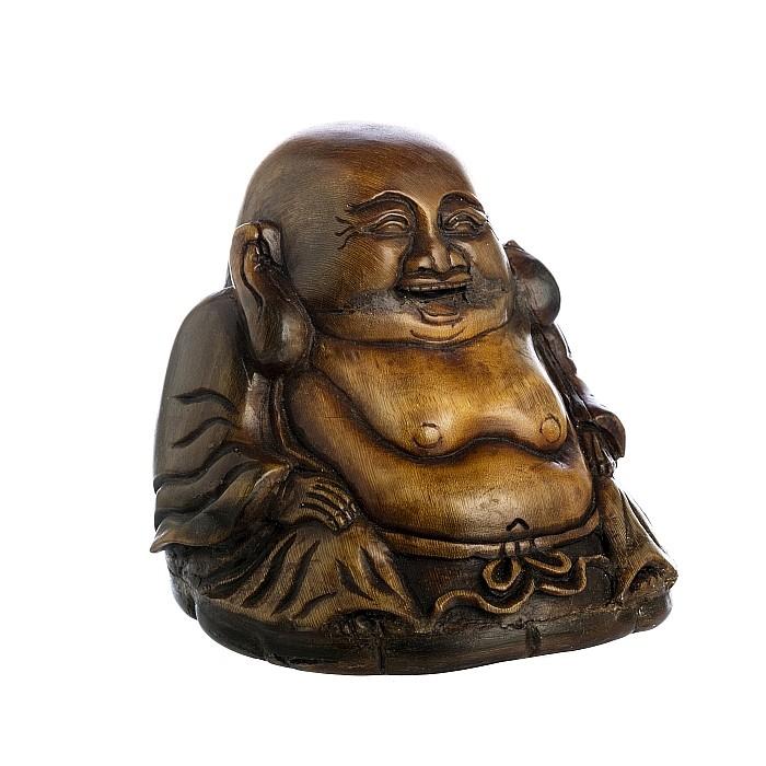 Chinese Horn Buddha